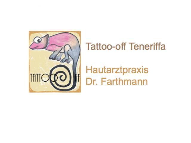 Tattoo-off Teneriffa Dr. Farthmann