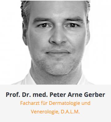 Arztkartei Prof. Dr. Peter Arne Gerber