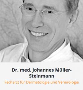 Portrait Dr. Müller-Steinmann Hautarzt Kiel Copyright 2021