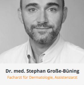 Portrait Dr. Große-Büning Copyright UK Mainz 2020