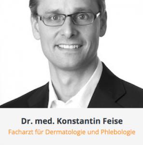 Portrait Dr. Konstantin Feise