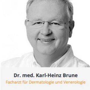Dr Karl-Heinz Brune Hautärzte Ruhrgebiet Copyright 2020