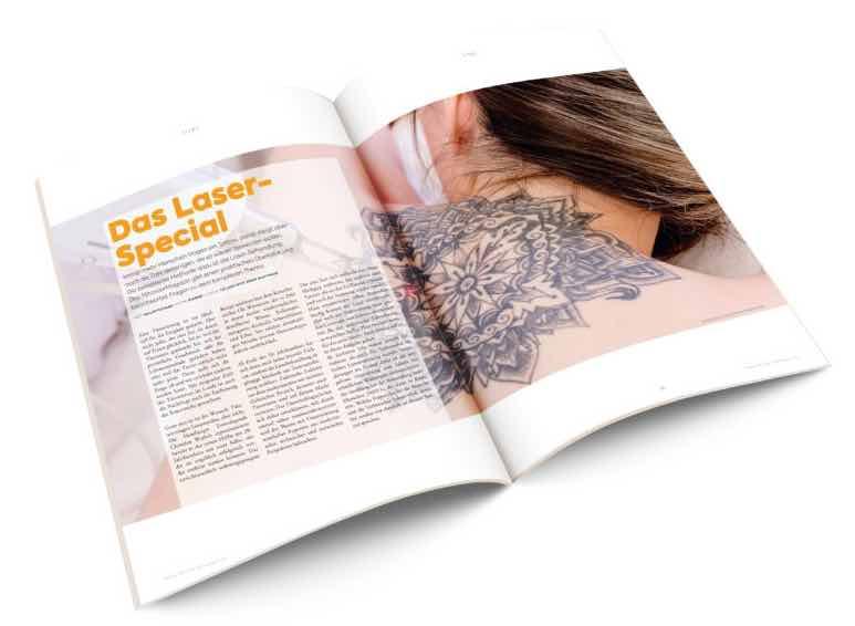 TätowierMagazin 06/2020 Laser-Special