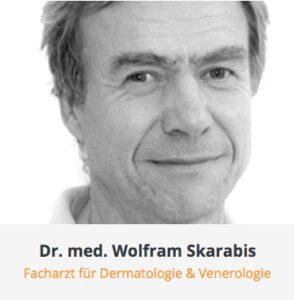 Arztkartei Dr med Wolfram Skarabis