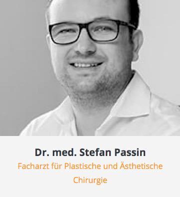 Arztkartei Dr Stefan Passin PassinAsthetik Dresden