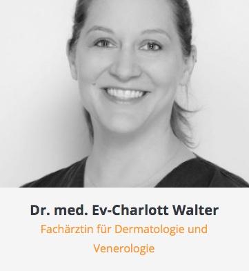 Arztkartei Dr. med. Ev-Charlott Walter