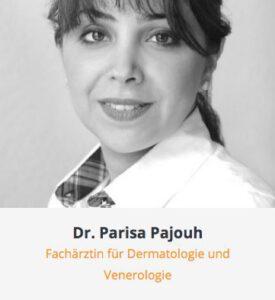 Arztkartei Dr. Parisa Pajouh Hautarzt Bargteheide