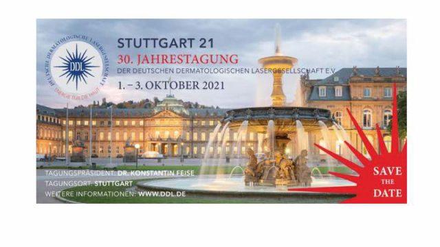 30. Jahrestagung der Deutschen Dermatologischen Lasergesellschaft