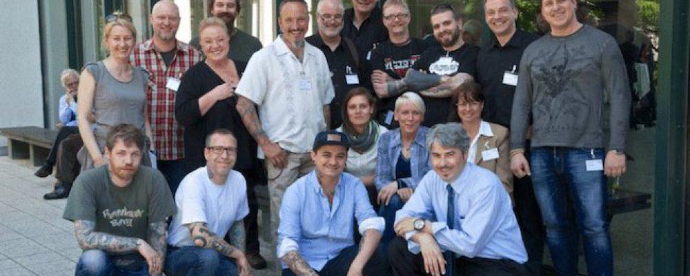 Rückblick: Die erste internationale Tattoo-Konferenz – ohne Stechen