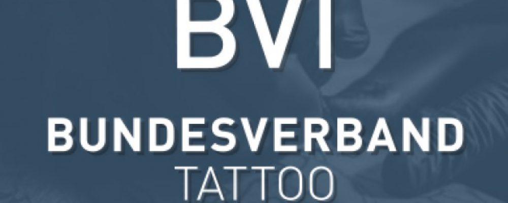 Bundesverband Tattoo e.V. (BVT) – Mitglied und Unterstützer werden in einer wirklich guten Sache!!