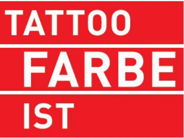 Keine Tattoofarbe ist illegal