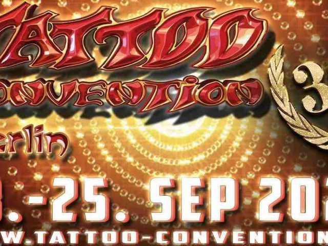 30. Tattoo-Convention Berlin