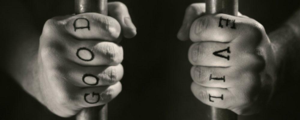 Das Knast-Tattoo soll weg! Good vs. Evil