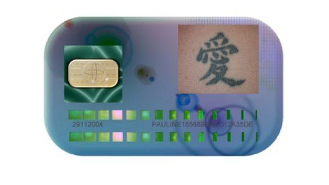 Tattoo-Pass als Nachweis für die eingebrachte Tattoofarbe?!