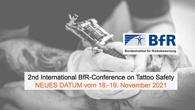 2nd International BfR-Conference on Tattoo Safety