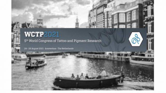 5. Welt-Kongress für Tattoo- und Pigmentforschung (WCTP2021)