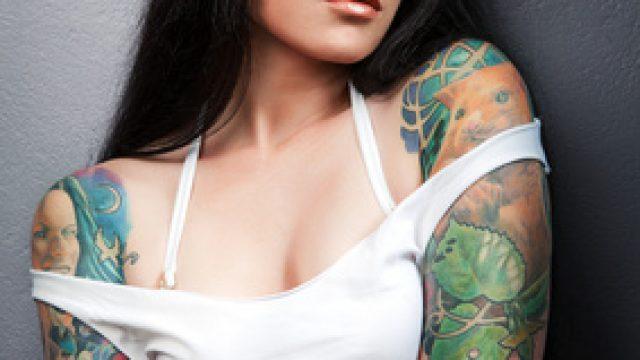 Die Deutschen und ihre Tattoos – Umfrage: Jeder Neunte ist tätowiert