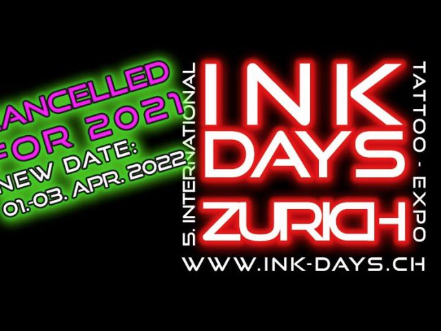 5th Ink Days INTERNATIONAL TATTOO-EXPO ZÜRICH